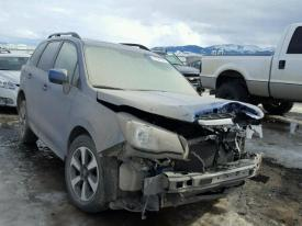 Salvage Subaru Forester