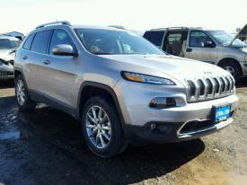 Salvage Jeep Cherokee